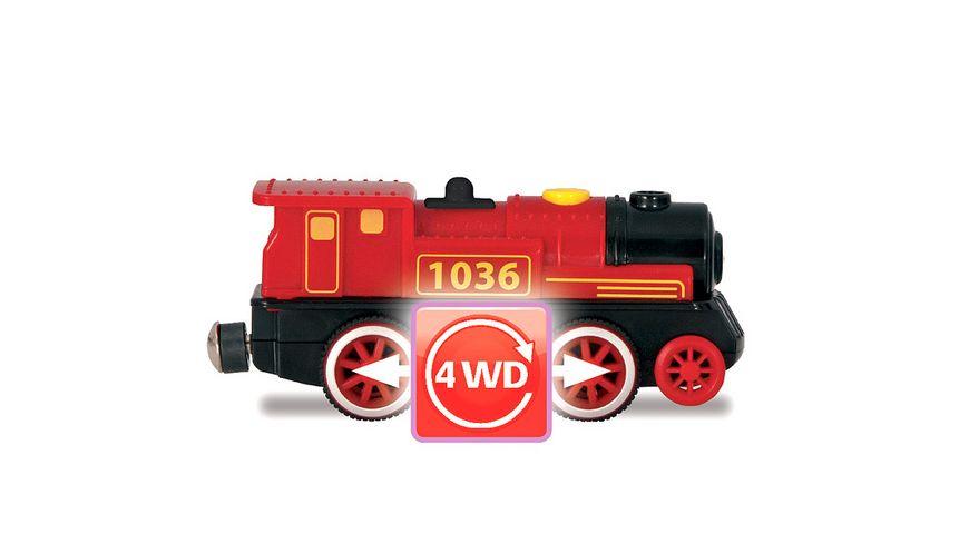 Eichhorn Bahn E Lok 4 WD 3 fach sortiert