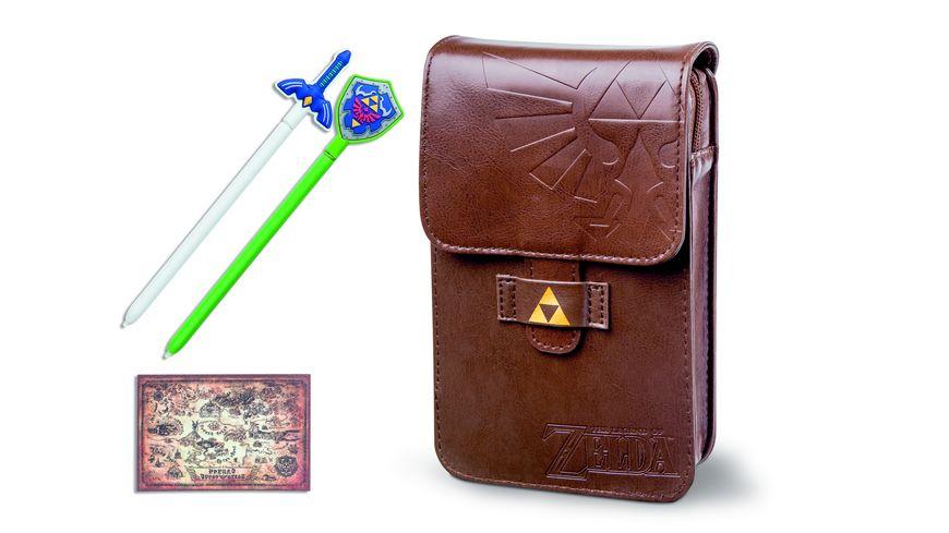 DS Starter Kit Zelda