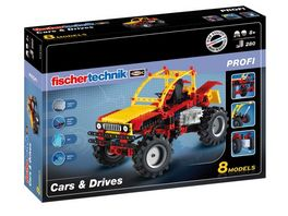 fischertechnik PROFI Cars Drives