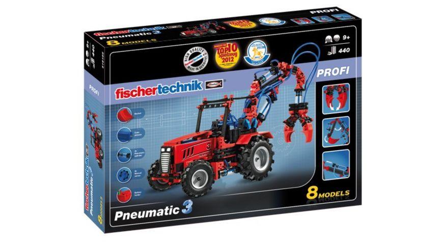fischertechnik PROFI Pneumatic 3