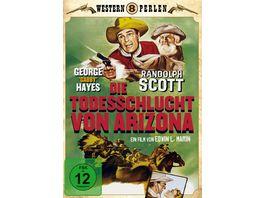 Die Todesschlucht von Arizona Western Perlen 8 Digital Remastered