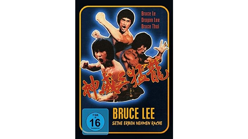 Bruce Lee Seine Erben nehmen Rache