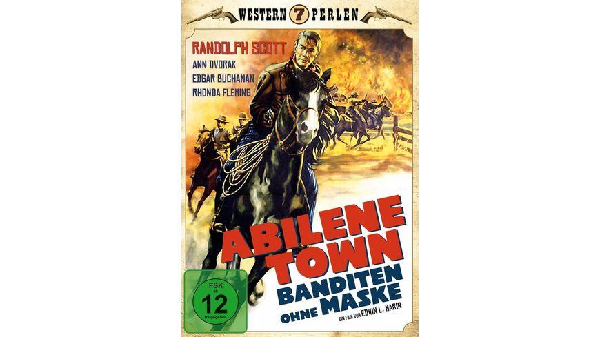 Abilene Town Banditen ohne Maske Western Perlen 7 Digital Remastered