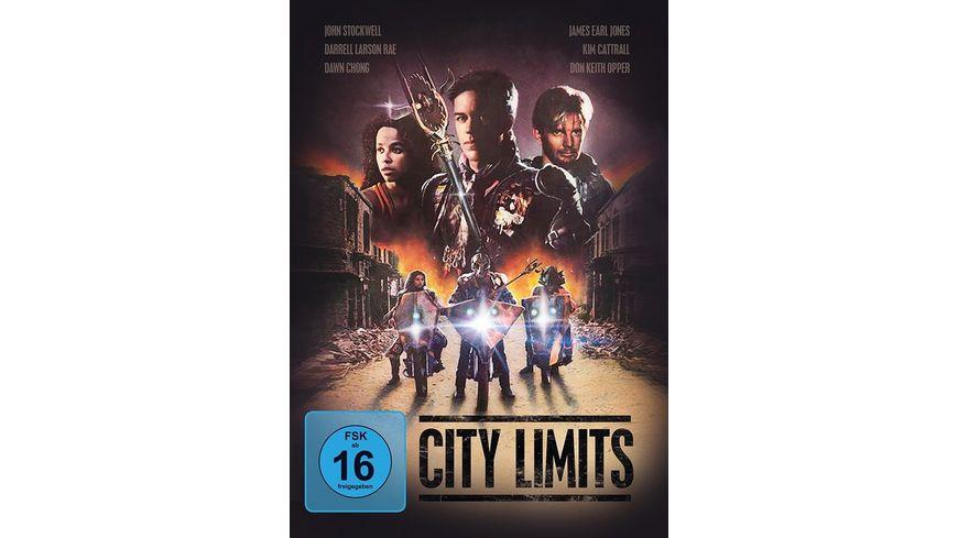 City Limits Sie kennen kein Erbarmen
