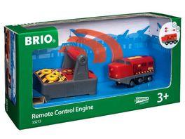 BRIO Bahn IR Frachtlok