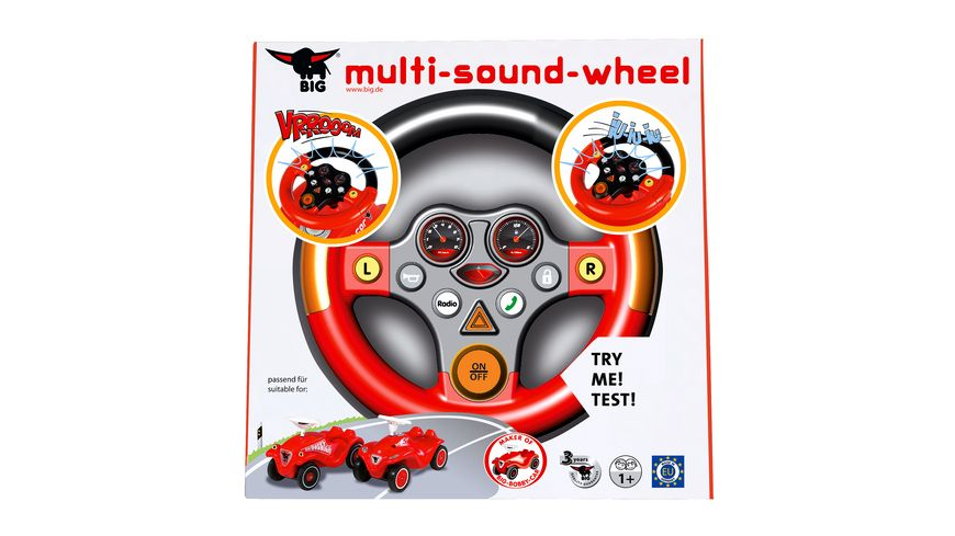 BIG Multi Sound Wheel
