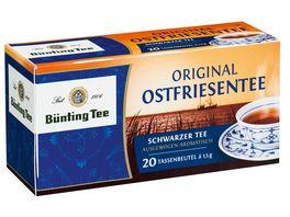 Buenting Tee Original Ostfriesentee Aufgussbeutel