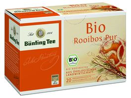 Buenting Tee Bio Rooibos
