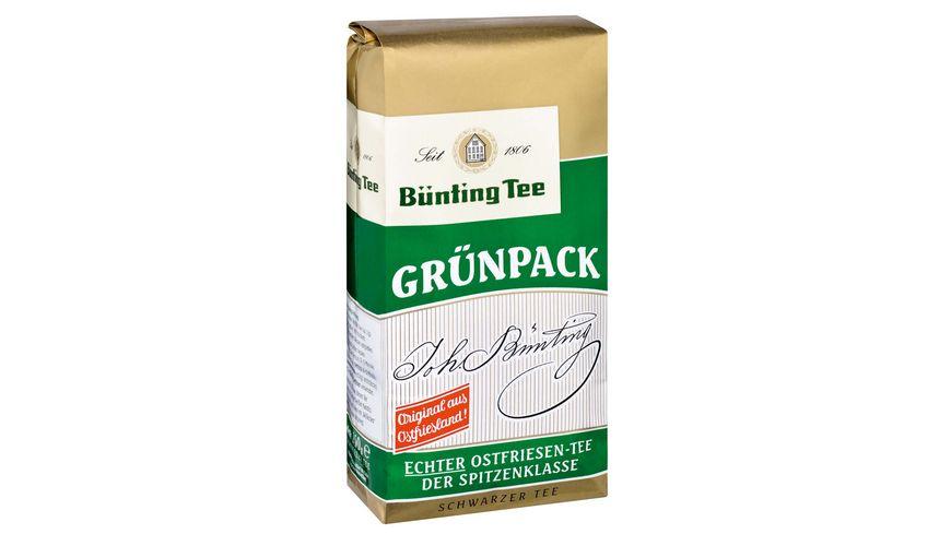 Buenting Tee Gruenpack