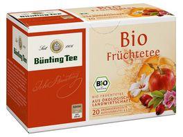 Buenting Tee Bio Fruechtetee