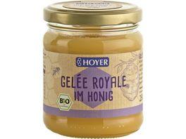 HOYER Gelee Royale im Honig Bio