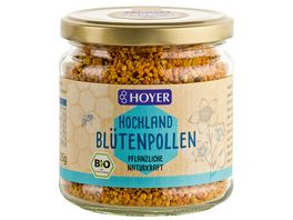 HOYER Hochland Bio Bluetenpollen