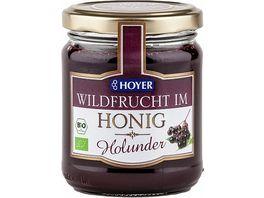 HOYER Holunder im Honig Bio