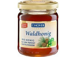 HOYER Waldhonig Piemont Bio