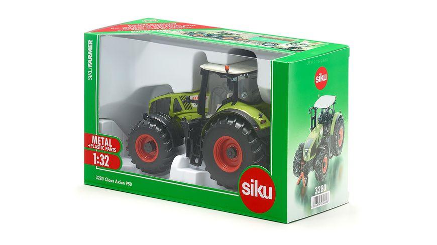SIKU 3280 Farmer Claas Axion 950