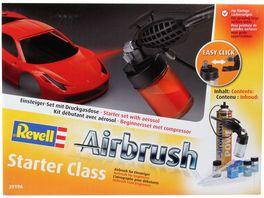 Revell 39196 Airbrush Starter Class set