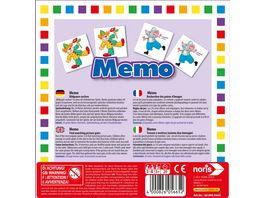 Noris Spiele Memo