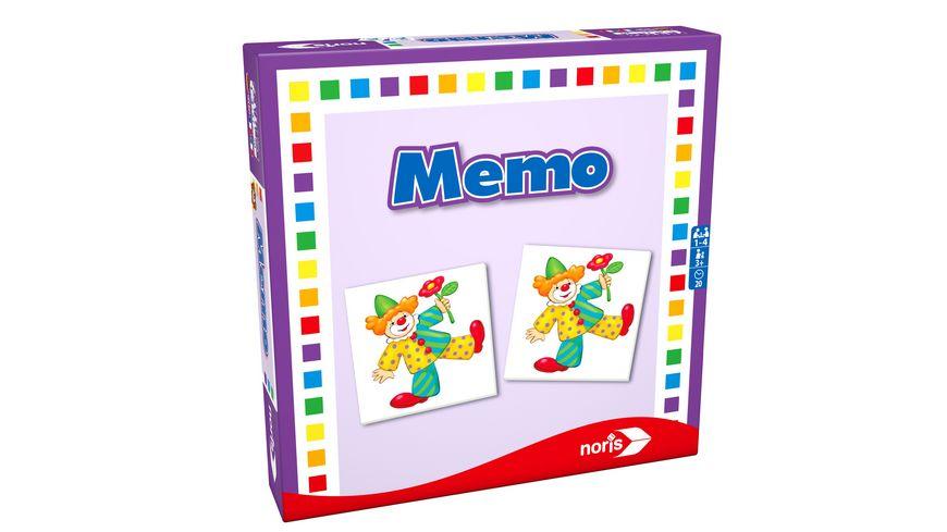 Noris Spiele - Memo