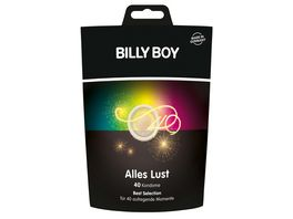 BILLY BOY Kondome Alles Lust 40er Mixbeutel