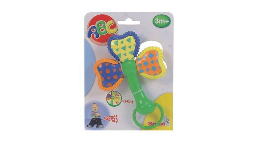 Simba ABC Beiss und Rassel Twister
