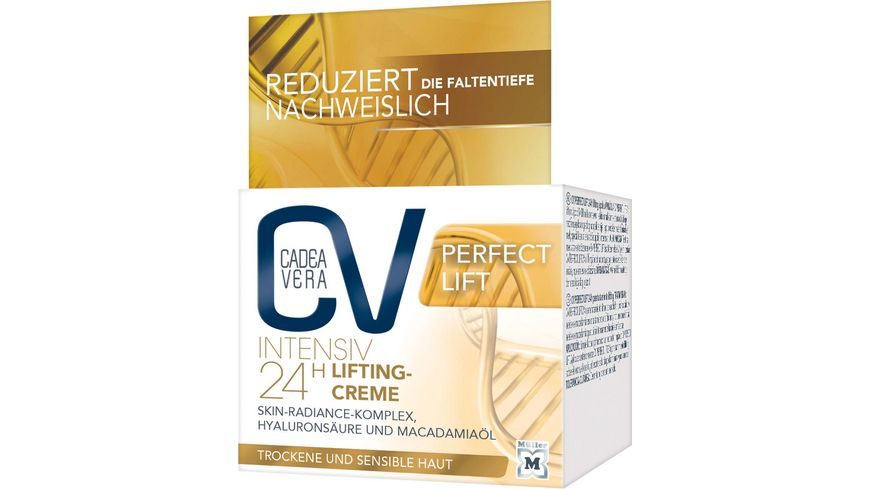 CV PERFECT LIFT 24H Intensiv Lifting Creme