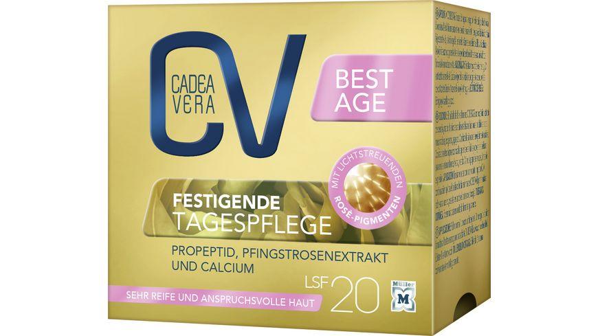 CV BEST AGE festigende Tagespflege