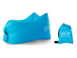 SeatZac Chill Bag blau