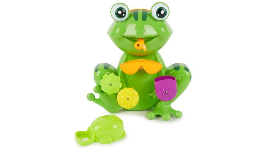 Bieco Badewannenspielzeug Frosch