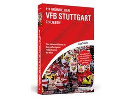 111 Gruende den VfB Stuttgart zu lieben