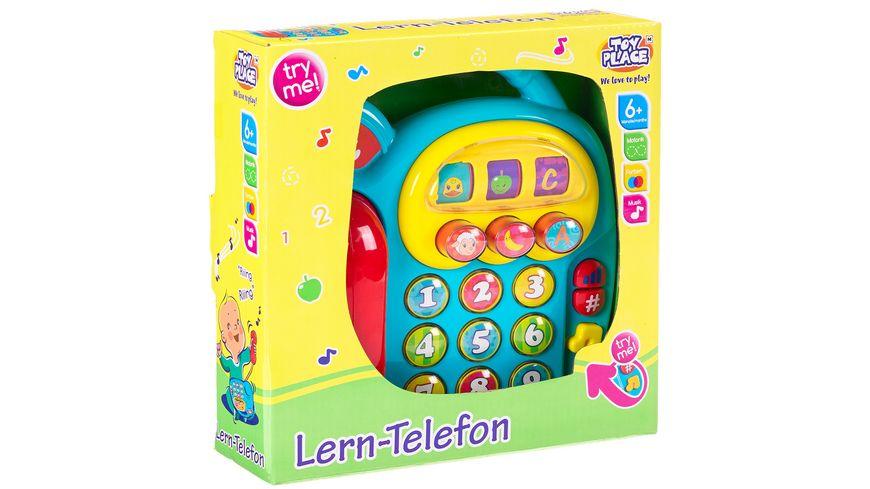 Müller - Toy Place - Lern-Telefon