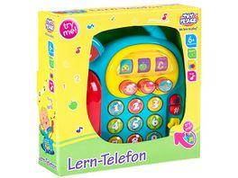 Mueller Toy Place Lern Telefon