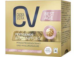 CV BEST AGE Festigende Augenpflege