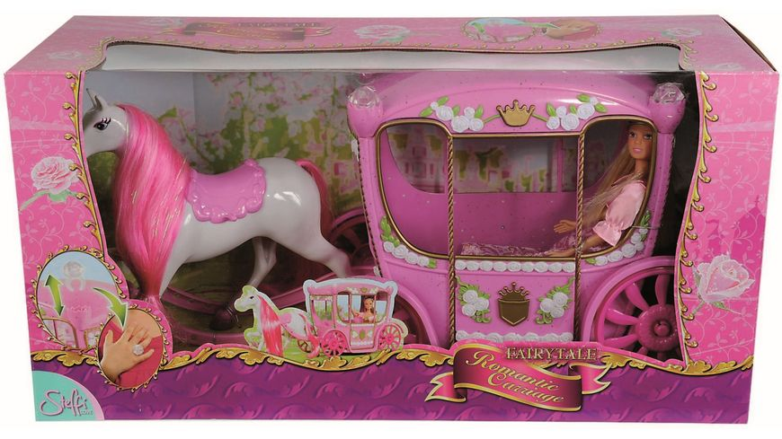 Simba Steffi Love Fairytale Romantic Carriage