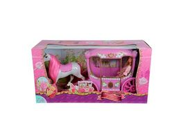 Simba Steffi Love Fairytale Romantic Carriage