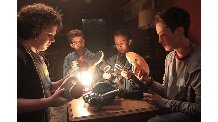 Superkids Auf der Jagd nach dem Spielzeug aus der Zukunft