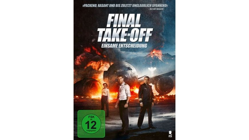 Final Take Off Einsame Entscheidung
