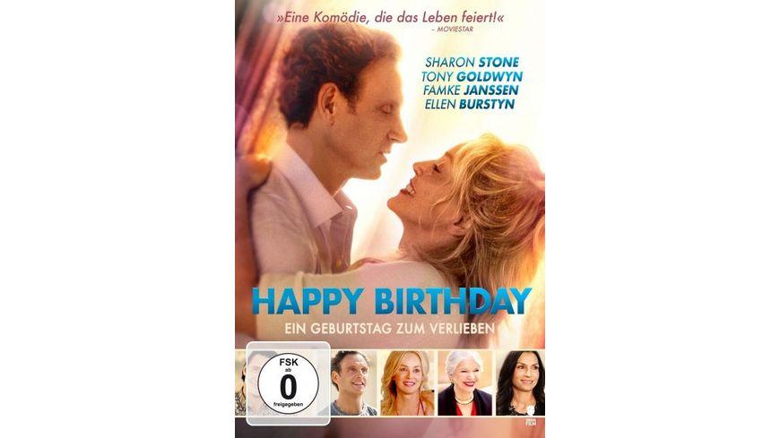 Happy Birthday Ein Geburtstag zum Verlieben