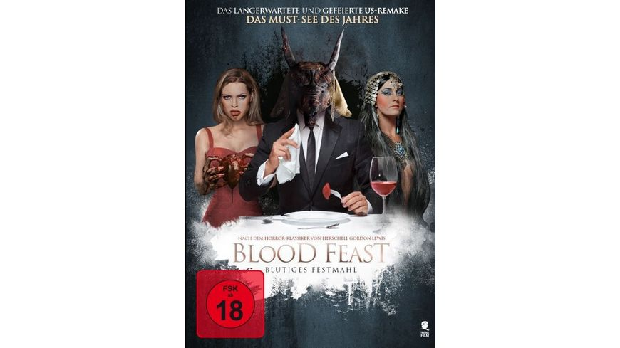Blood Feast Blutiges Festmahl