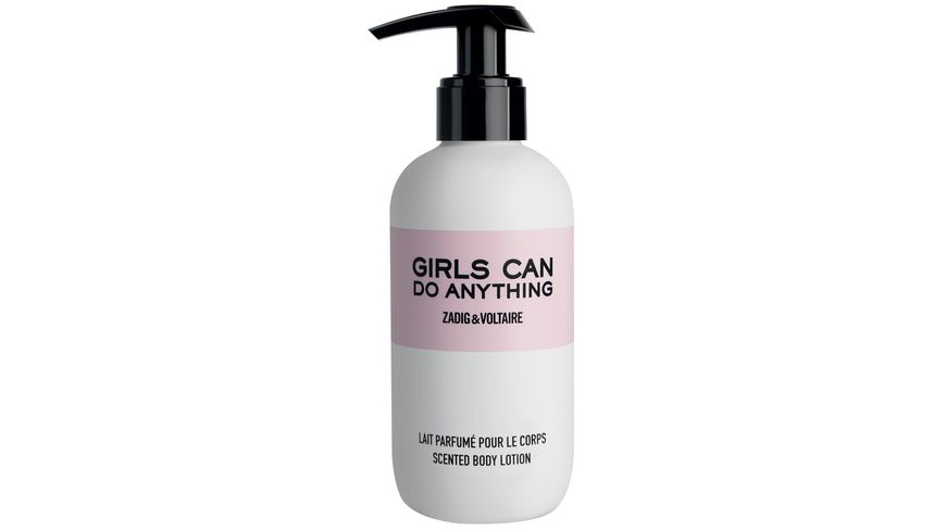 ZADIG VOLTAIRE Girls Can Do Anything Bodylotion