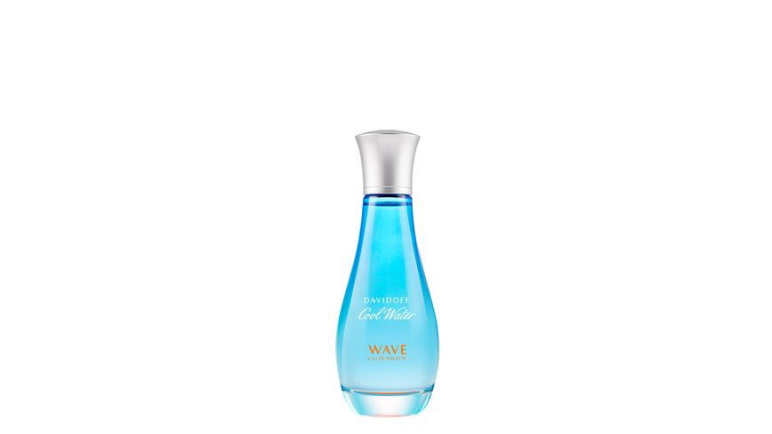DAVIDOFF Cool Water Woman Wave Eau de Toilette
