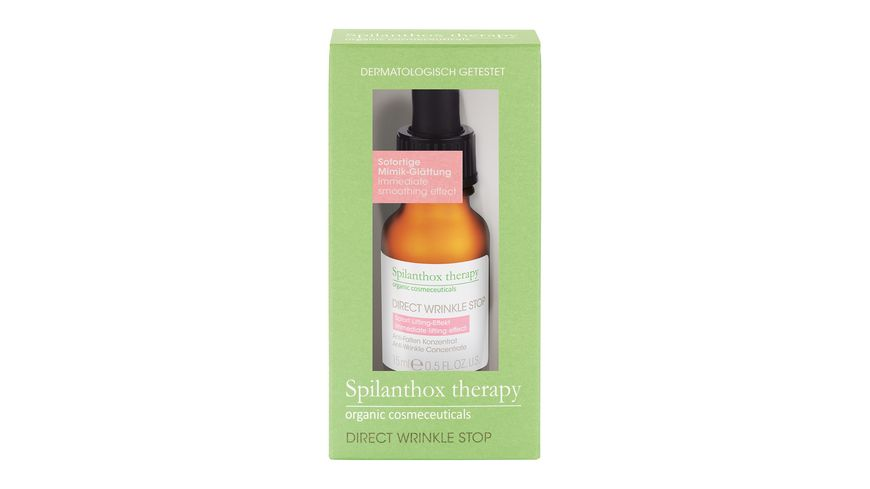 Spilanthox therapy Direct Wrinkle Stop