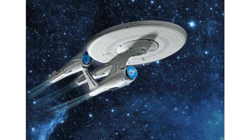 Revell U S S Enterprise NCC 1701 INTO DARKNESS