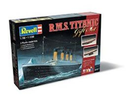 Revell 05727 Geschenkset R M S Titanic