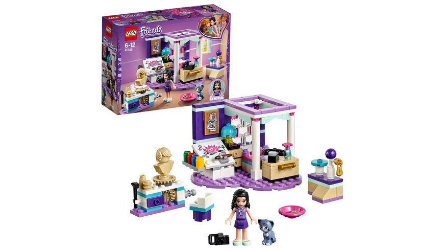 7afe0b9730dc4 LEGO Friends - 41342 Emmas Zimmer online bestellen
