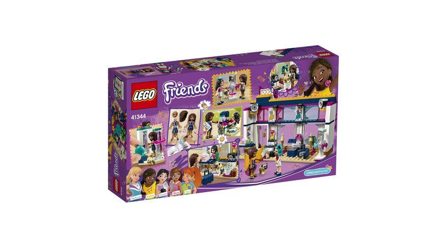 LEGO Friends 41344 Andreas Accessoire Laden