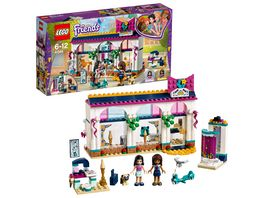 LEGO Friends 41344 Andreas Accessoire Laden