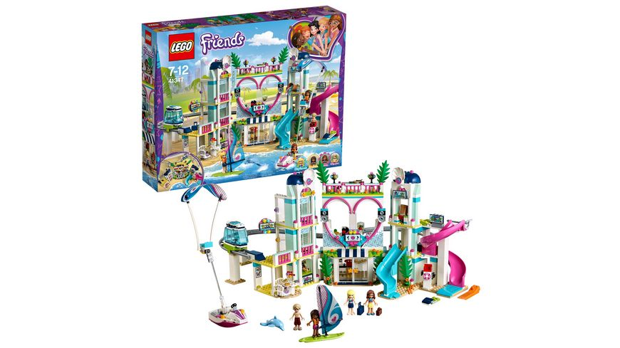 LEGO Friends 41347 Heartlake City Resort