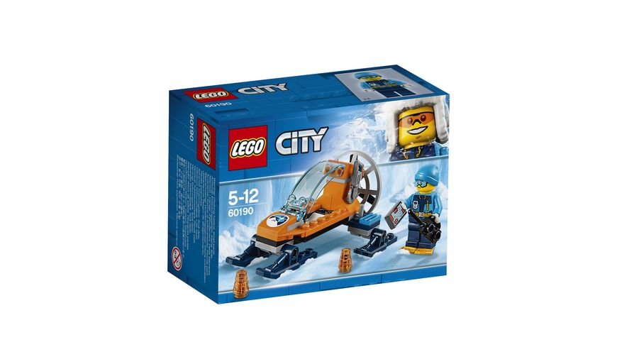 LEGO City 60190 Arktis Eisgleiter