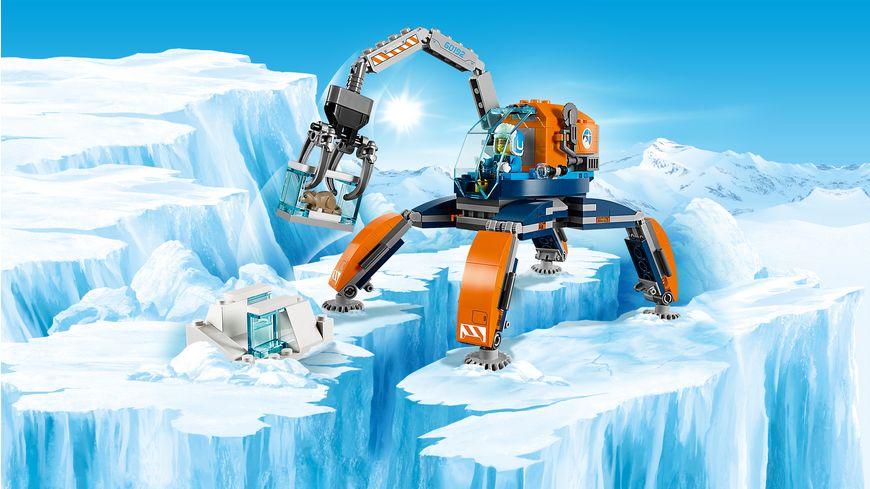LEGO City 60192 Arktis Eiskran auf Stelzen