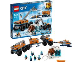 LEGO City 60195 Mobile Arktis Forschungsstation